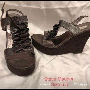 Steve Madden Wedges